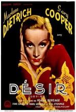 Desire (1936) afişi