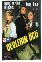 Devlerin öcü (1969) afişi