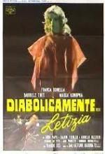 Diabolicamente... Letizia (1975) afişi