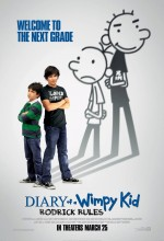 Diary Of A Wimpy Kid: Rodrick Rules (2011) afişi