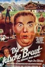 Die Falsche Braut (1945) afişi