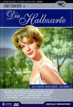 Die Halbzarte (1959) afişi
