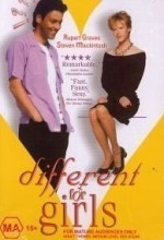 Different For Girls (1996) afişi