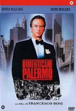 Dimenticare Palermo (1990) afişi