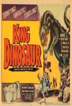 Dinozor Kral (1955) afişi