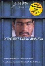 Doing Time, Doing Vipassana (1997) afişi