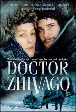 Doktor Jivago (tv) (2002) afişi