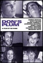 Don's Plum (2001) afişi