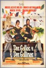 Dos Gallos Y Dos Gallinas (1963) afişi