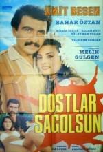 Dostlar Sağolsun (1983) afişi