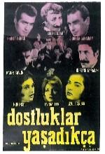 Dostluklar Yaşadıkça (1960) afişi