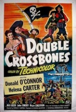 Double Crossbones (1951) afişi