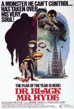 Dr. Black, Mr. Hyde (ı) (1976) afişi