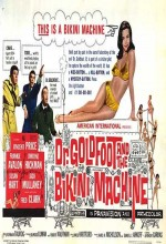 Dr. Goldfoot And The Bikini Machine (1965) afişi