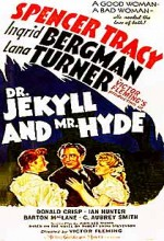 Dr. Jekyll And Mr. Hyde (1941) afişi