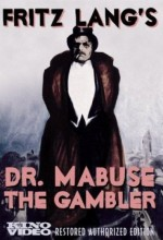 Dr. Mabuse, der Spieler - Ein Bild der Zeit (1922) afişi
