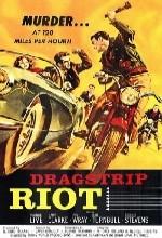 Dragstrip Riot (1958) afişi