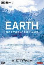 Dünya: Yer Kürenin Gücü Bölüm 1: Volkanizma (2007) afişi