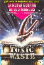 Dünyalar Savaşı 2 (1988) afişi