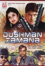 Dushman Zamana (1992) afişi
