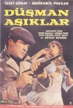 Düşman Aşıklar (1967) afişi