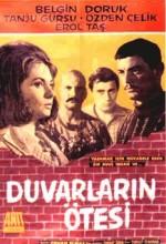 Duvarların Ötesi (1964) afişi