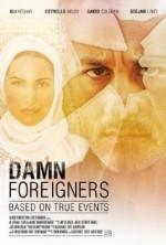 Damn Foreigners (2014) afişi
