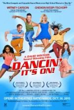 Dancin' It's On (2015) afişi