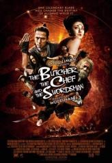 Kasap, Şef ve Savaşçı (2010) afişi