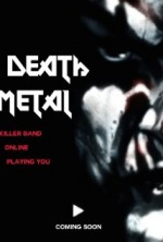 Death Metal (2015) afişi
