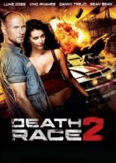 Ölüm Yarışı 2 (2011) afişi