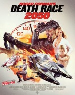 Death Race 2050 (2016) afişi