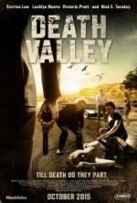 Death Valley (2015) afişi