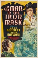 Demir Maskeli Adam (1939) afişi