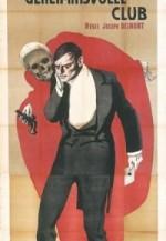 Der geheimnisvolle Klub (1913) afişi