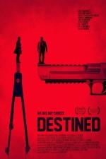 Destined (2016) afişi