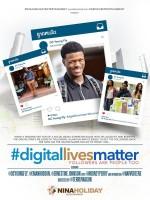 #DigitalLivesMatter (2016) afişi