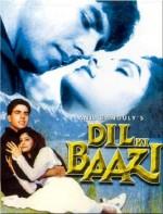 Dil Ki Baazi (1993) afişi