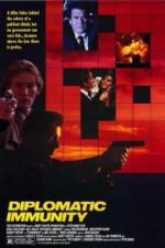 Diplomatic Immunity (1991) afişi