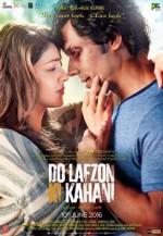 Do Lafzon Ki Kahani (2016) afişi