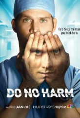 Do No Harm Sezon 1 (2013) afişi