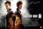 Doctor Who 50. Yıl Özel Bölüm (2013) afişi