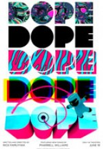 Dope (2015) afişi