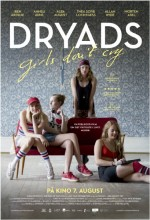 Dryads - Girls Don't Cry (2015) afişi