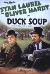 Duck Soup(!) (1927) afişi