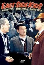 East Side Kids (1940) afişi