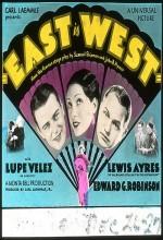 East ıs West (1930) afişi