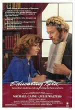 Educating Rita (1983) afişi