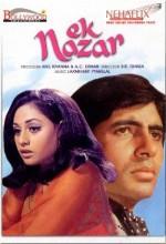 Ek Nazar (1972) afişi