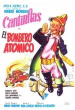 El Bombero Atómico (1952) afişi